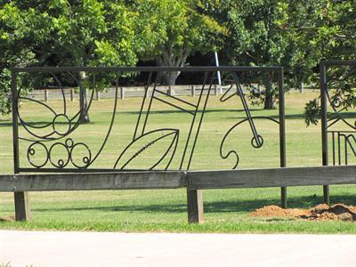 decorative panel 2 Iron Design
