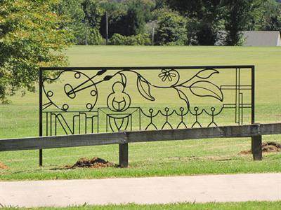 decorative panel5 Iron Design
