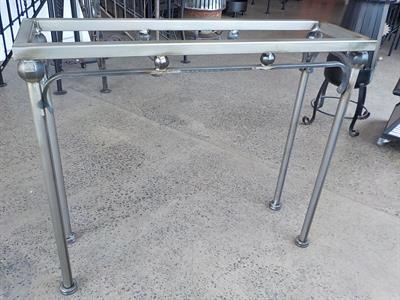 Hall table#3- Ball Iron Design