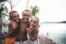 Village Huts Papua New Guinea-236-DK