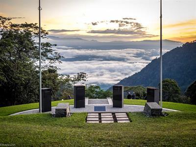 Kokoda War Memorial PNG Trekking Adventures - Kokoda
