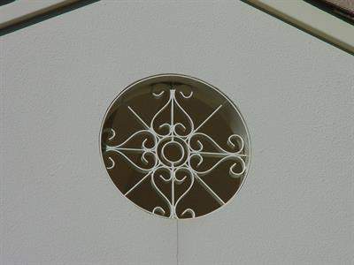round panel insert