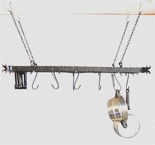 Pot hanger: oblong
