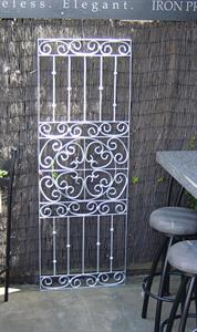 Security door # 608