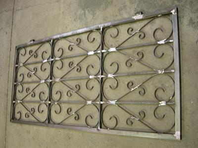Custom gate 299 raw