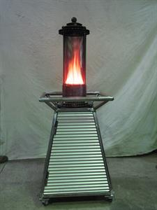 Flare heater 004