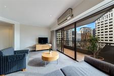 Deluxe 1 Bedroom Lounge