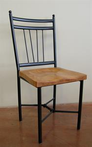 Seating- New Orleans twist chair Iron Design