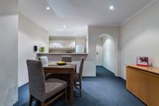 Standard 1 Bedroom dining The York Sydney by Swiss-Belhotel, Sydney CBD