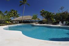 b - Royal Huahine -  pool Royal Huahine