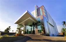Hotel Facade Swiss-Belinn Airport Surabaya