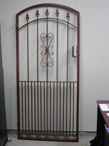 Security door 603
