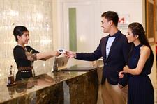 Reception Swiss-Belboutique Yogyakarta