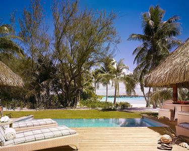 7a - FSRBB - Deluxe Fenua 2 Bedroom Beachfront Vil