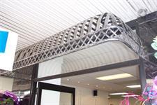 custom shop canopy Iron Design