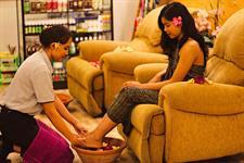 Chayana Massage Centre Swiss-Belinn Legian, Bali