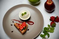 Dining Swiss-Belinn Legian, Bali
