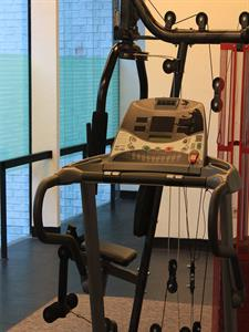 Swiss-Belinn Medan Fitness Centre Swiss-Belinn Medan