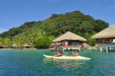 d - Royal Huahine -  kayaks Royal Huahine