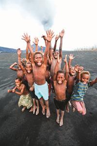 Village Huts Papua New Guinea-239-DK
