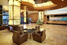 Hotel Lobby Swiss-Belhotel Maleosan Manado