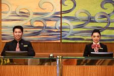 Hotel Reception Swiss-Belhotel Maleosan Manado