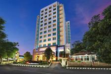 Hotel Facade Swiss-Belhotel Maleosan Manado
