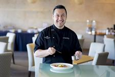 threesixty restaurant new head chef Alvaro Morales at Crowne Plaza Queenstown