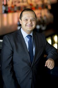 Crowne Plaza Queenstown's new F&B manager Juan Gomez