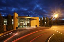 DH Rotorua - Conference Entrance Evening Distinction Rotorua Hotel & Conference Centre
