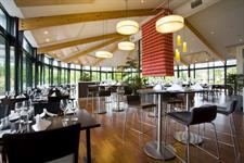 Atlas cafe Novotel Rotorua Lakeside