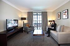 DH Rotorua - Junior Hotel Suite Lounge 0123 Distinction Rotorua Hotel & Conference Centre