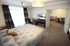 DH Rotorua - Junior Hotel Suite Bedroom 0108 Distinction Rotorua Hotel & Conference Centre