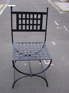 Custom design: outdoor chair Iron Design