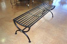 Seating: Tuscany bench seat