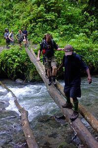 Watch Your Step PNG Trekking Adventures - Kokoda