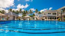pool Muri Beach Club Hotel
