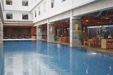Swimming Pool Swiss-Belexpress Kuta, Legian