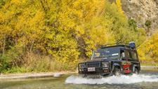 4WD Macetown Road Rivercrossings Nomad Safaris
