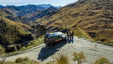 4WD Skippers Canyon Lighthouse Rock Nomad Safaris