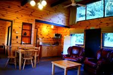 Wilderness Suite Living Area