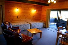 Wilderness Suite Lounge Bedroom