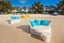 Daybeds Muri Beach Club Hotel