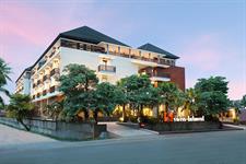 Hotel Exterior Swiss-Belhotel Sorong