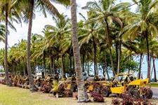 Raro Buggy Tours Muri Beach Club Hotel