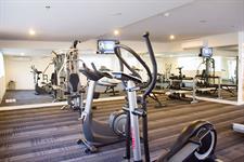Gym Swiss-Belhotel Tuban