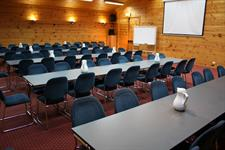 Pohutukawa Room Banquet Lakes Lodge Wilderness Retreat