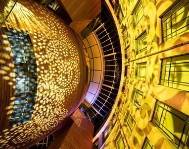 Auckland Museum - Atrium Auckland Museum – Tamaki Paenga Hira