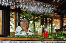 c - Keikahanui Nuka Hiva Pearl Lodge -  Tiki Bar Keikahanui Nuka Hiva Pearl Lodge