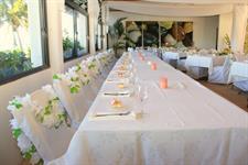 Reception Muri Beach Club Hotel